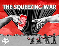 D&AD - The Squeezing War - Heinz