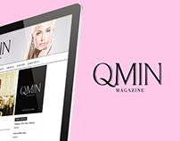 QMIN | Web Design