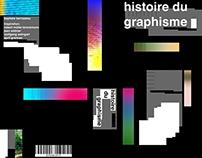 histoire du graphisme