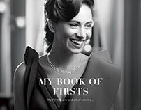 Evara Platinum Blessing - My book of first