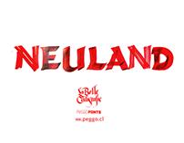 Neuland Calligraphy