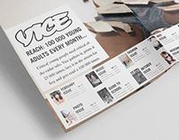 Vice Media Kit