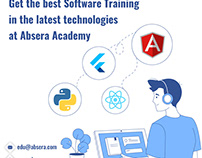 Get the best software training at Absera