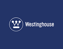 Westinghouse in-store displays.