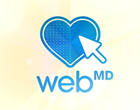 WebMD Brand & App Redesign