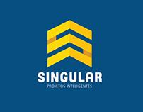 Identidade Visual // Singular Projetos - Inteligentes