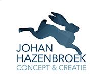 Logo & branding Johan Hazenbroek