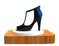 Sapato em T - Experience