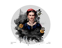 Poster - Frida Kahlo