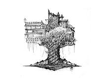 Sketchbook Illustrations