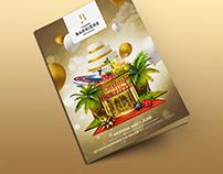 "Casino Barrière ""Overview Magazine 2016"""