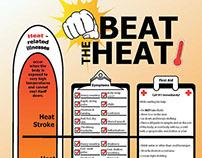 Infographic - Beat the Heat