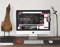 Elbrus - WordPress Magazine\Blog Theme
