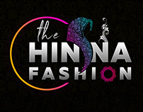 Logo Design for The Hinna Fashion