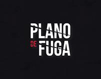Plano de Fuga // Logo & Opening Title