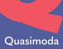 Quasimoda | Free Font