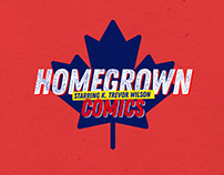 Just for Laughs - HomeGrown Comics