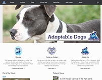 True Blue Animal Rescue (TBAR) - Website Overhaul
