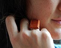 Mood Wood Wearable Aromatherapy: Sensory Design