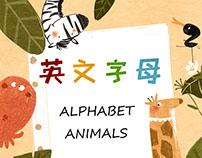 Alphabet Animal英文字母(动物)
