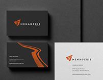 Menagerie Climbing - Brand Identity