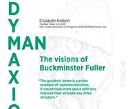 Dymaxion Man Buckminster Fuller Magazine Article