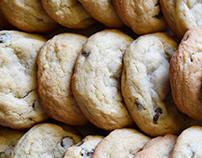 Stone Bake Cookie Co – Branding & Identity
