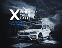 BMW - Find your Ex1t [We Are Social]