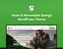 Solatec - Ecology & Solar Energy WordPress Theme