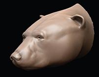 3D - Bear