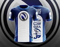 Team Nova Jersey Design