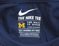 Nike Tee Promotion