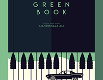 GREEN BOOK Poster Art