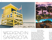 Weekend in Sarasota