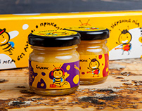 Бджок. Honey Identity & Packaging