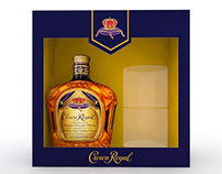 Crown Royal Render