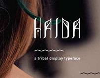 Haida Font