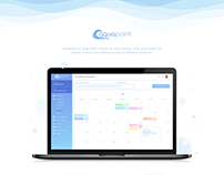 Aquapoint – SaaS system for pool owners