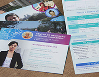 Publicidade impressa - CMK Mahabodhi