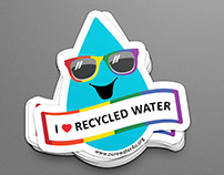 I Love Recycled Water