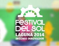 Festival del Sol Laguna 2014