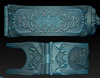 Bracelets in ZBrush and Rhino
