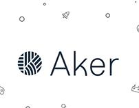 Aker Scout Website