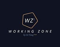 Identité de marque | La Working Zone by le Cinq****