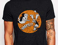 POPEYE / halloween t-shirt prints