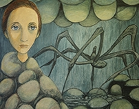 """Louise Bourgeois """"Mujeres 2"""""""