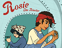 Rosie The Riveter Book Cover