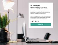 WordPress Blog: Custom Theme