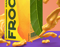 Frooti Redesign