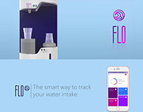 Flo Water Cooler Product Board